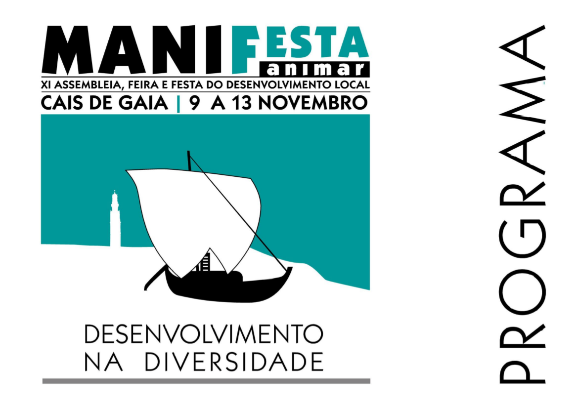 Cartaz do programa da MANIFesta 2016