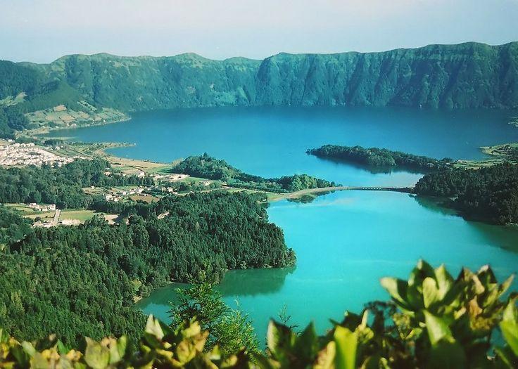 Foto da Lagoa das Sete Cidades